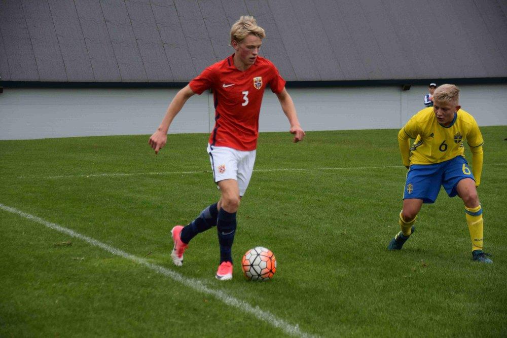 Mikkel: En løve på landslaget - en leder på klubblaget