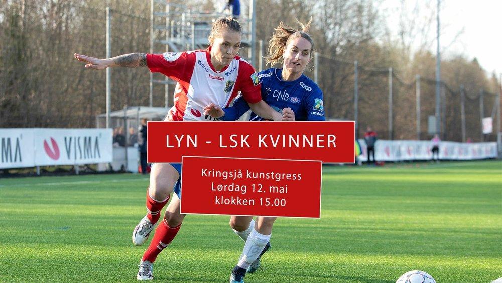 Vår svenske Mimmi er klar for å møte gamle lagvenninner i LSK Kvinner lørdag.
