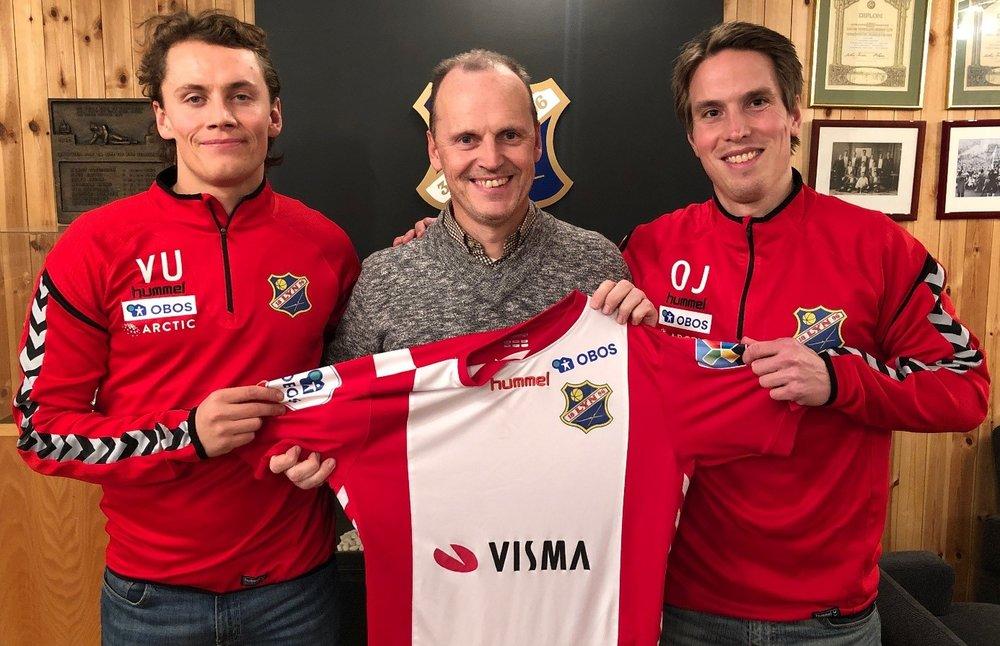 Vebjørn Urdal, Rolf-Magne Walstad og Ole Johan Aas
