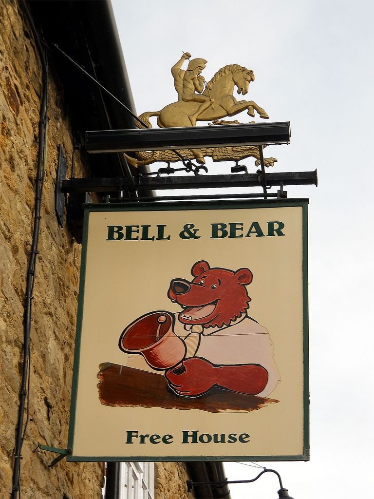 Bell and Bear