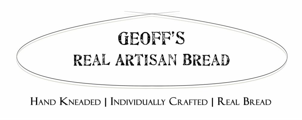 Geoff'd Real Artisan Bread