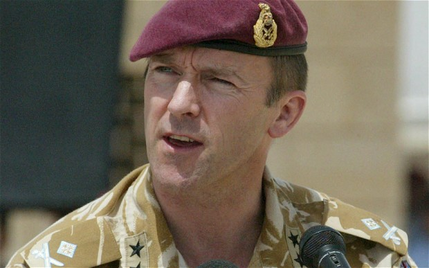 Major General Jonathan Shaw, an advocate for a stronger cyber reserve in the UK. Photo:  The Telegraph