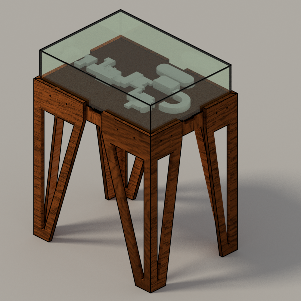 Table Freestyle Render