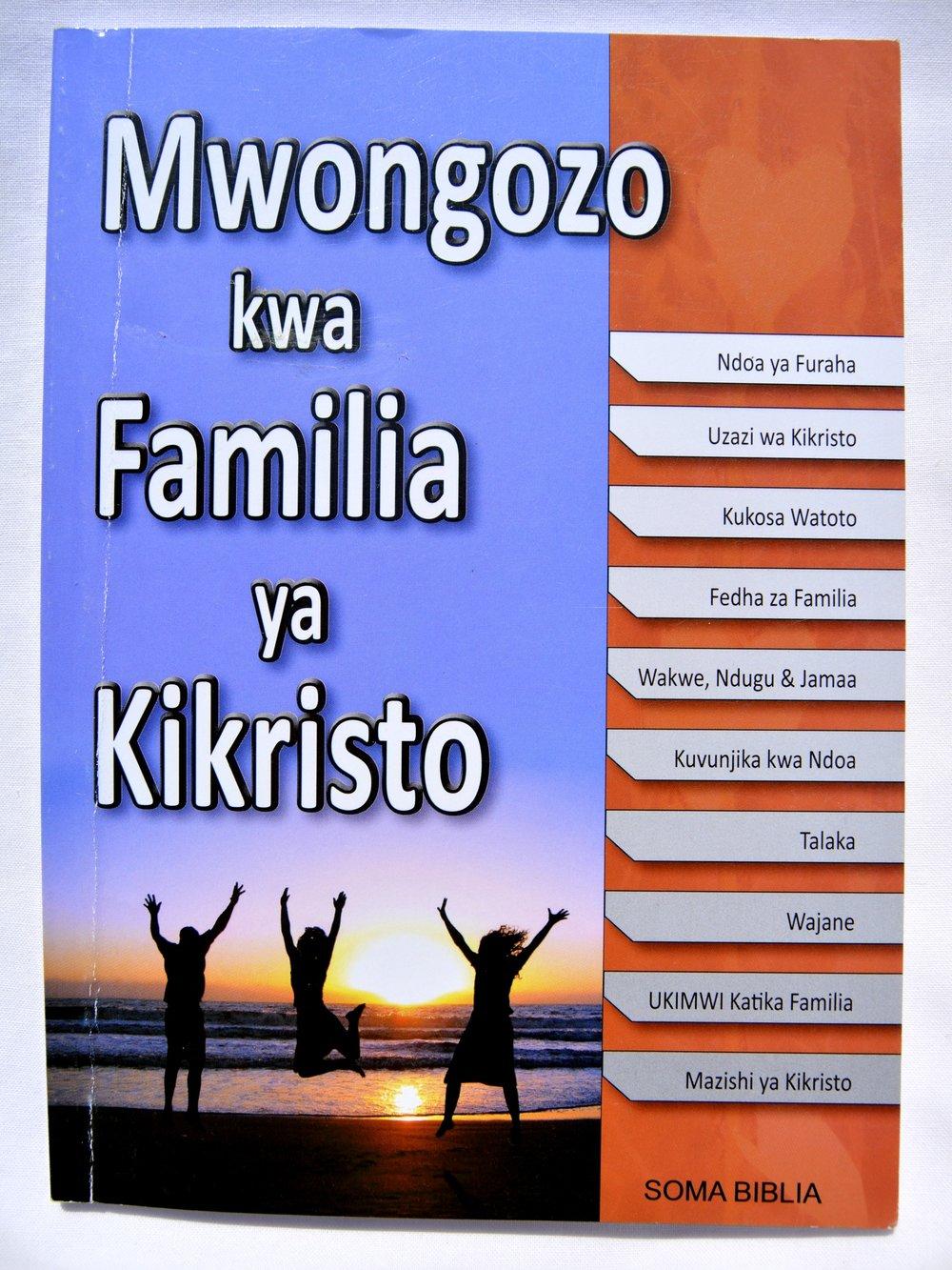 Mwongozo kwa Familia ya Kikristo no.1