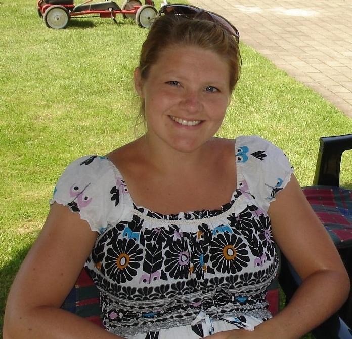 Inge-Marie Thise Roager is the heart, writer and presenter of Wanawake wa Imani.