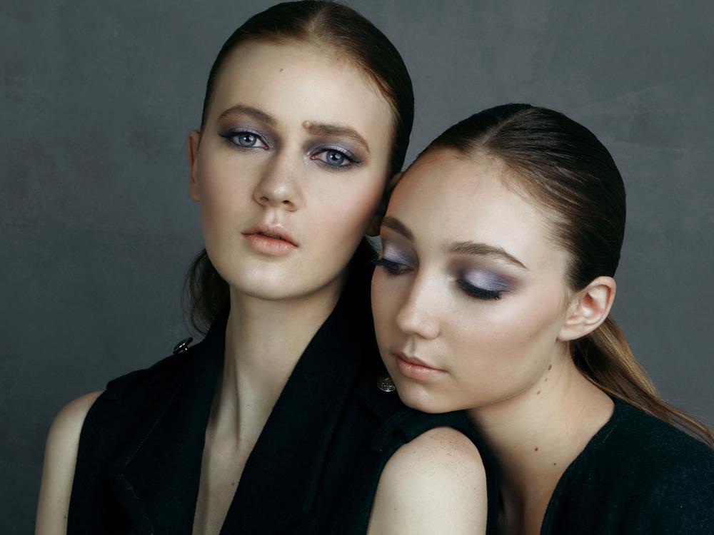 model DULCEDO makeup SARAH LADOUCEUR hair ESTEBAN NAULT
