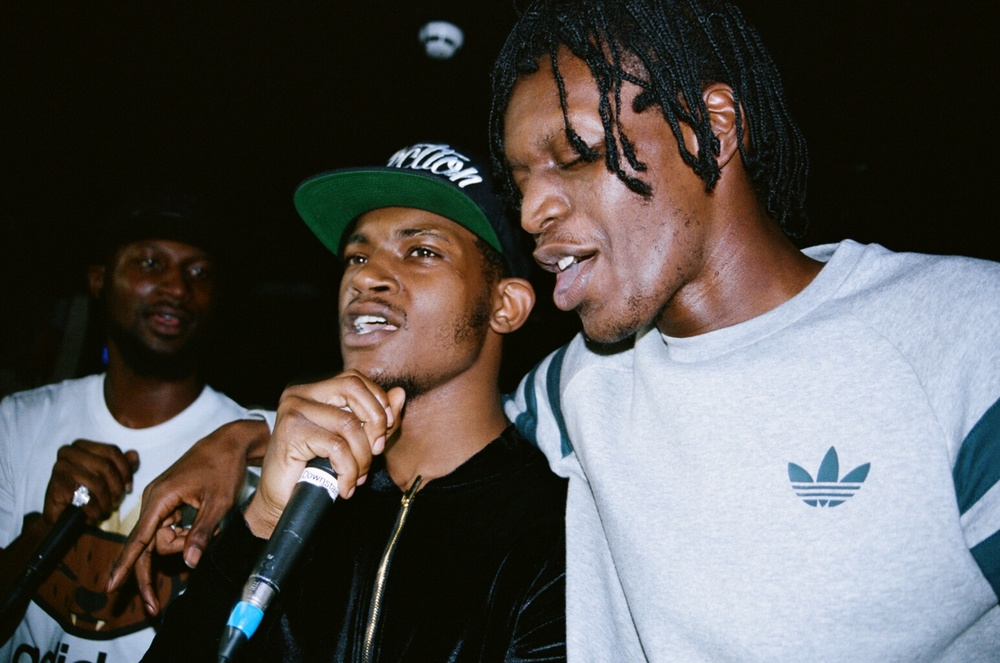 Section Boyz at Ace Hotel, 2015