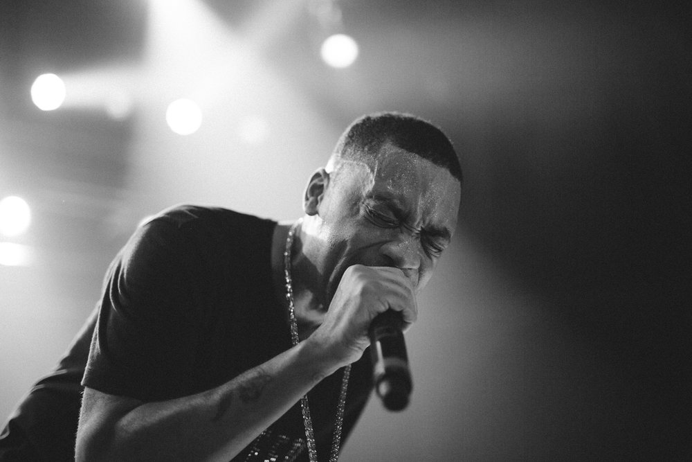 Wiley - The Roundhouse, Feb 2017