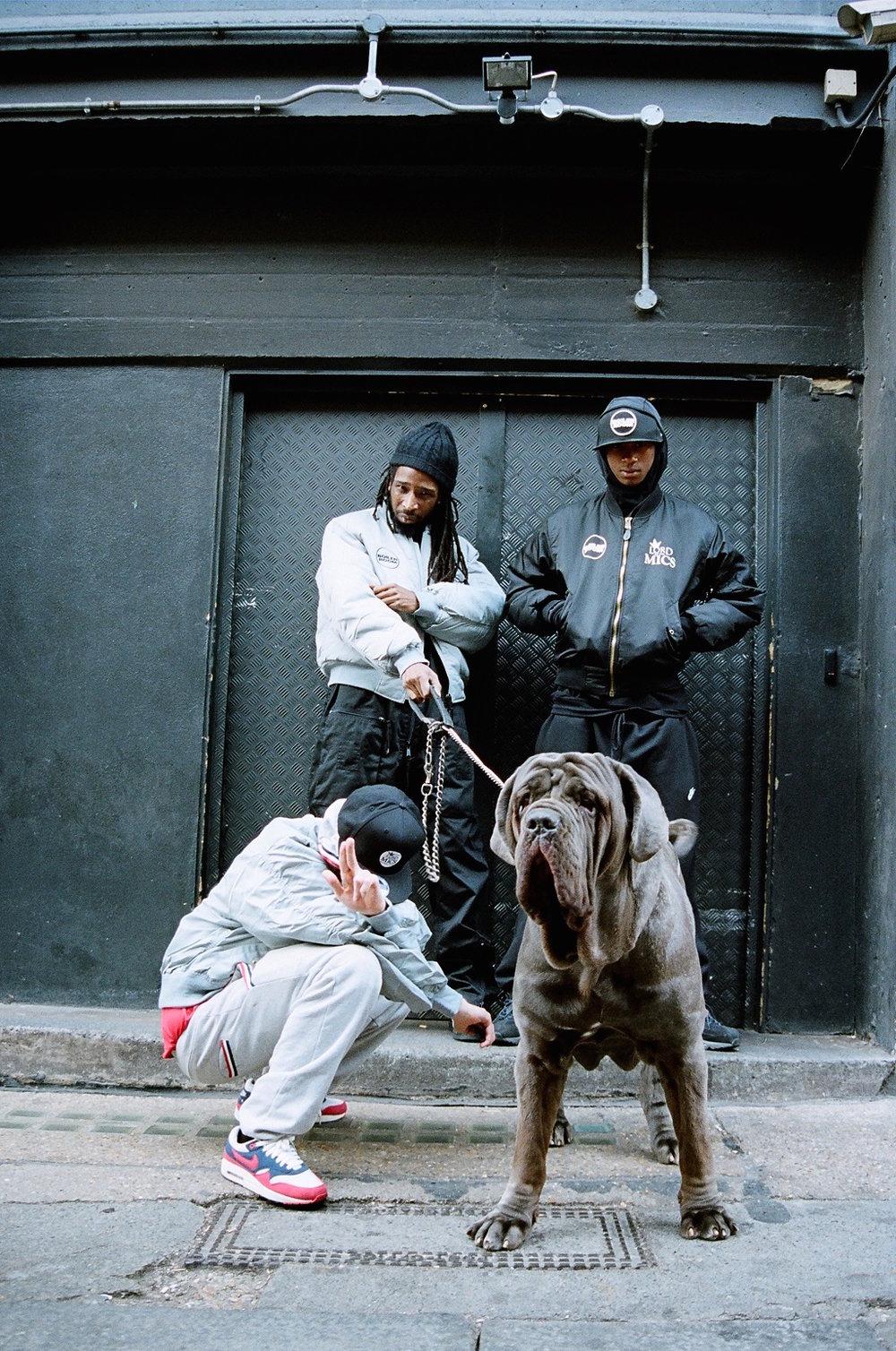 Jammer, Blakie & Shizz, 2015