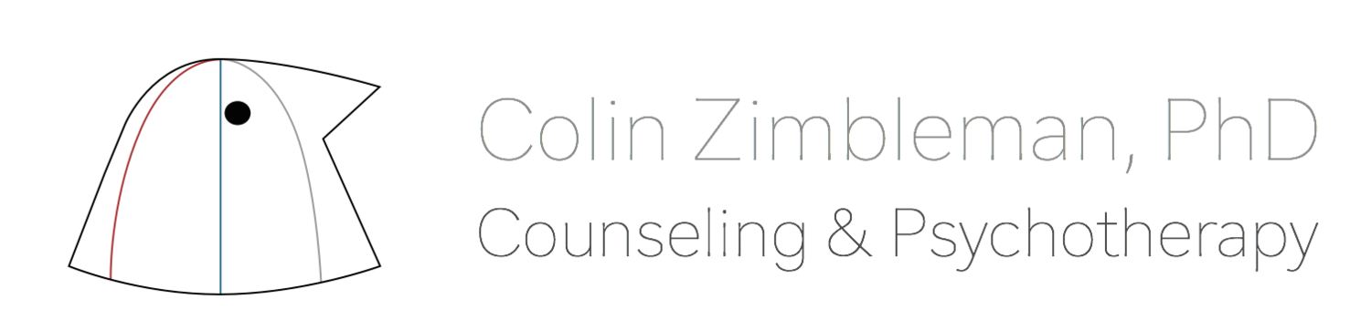 Colin Zimbleman, Ph.D Kansai Counseling & Therapy