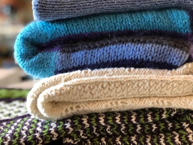 Charity Knitting — The Perfect Blend Yarn & Tea Shop