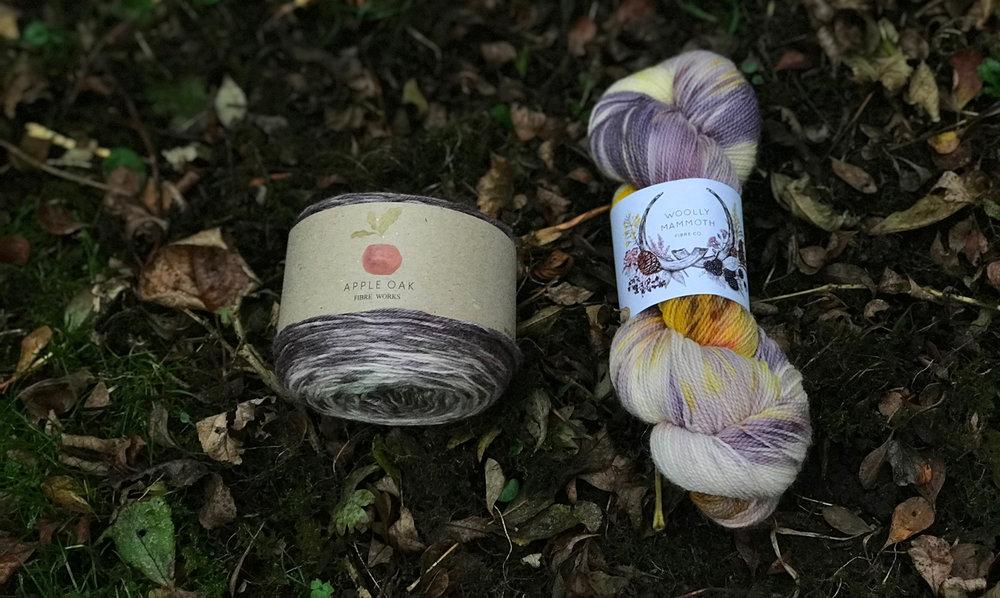 Thoughts On Non Superwash Nylon Free Sock Yarns Lb Handknits