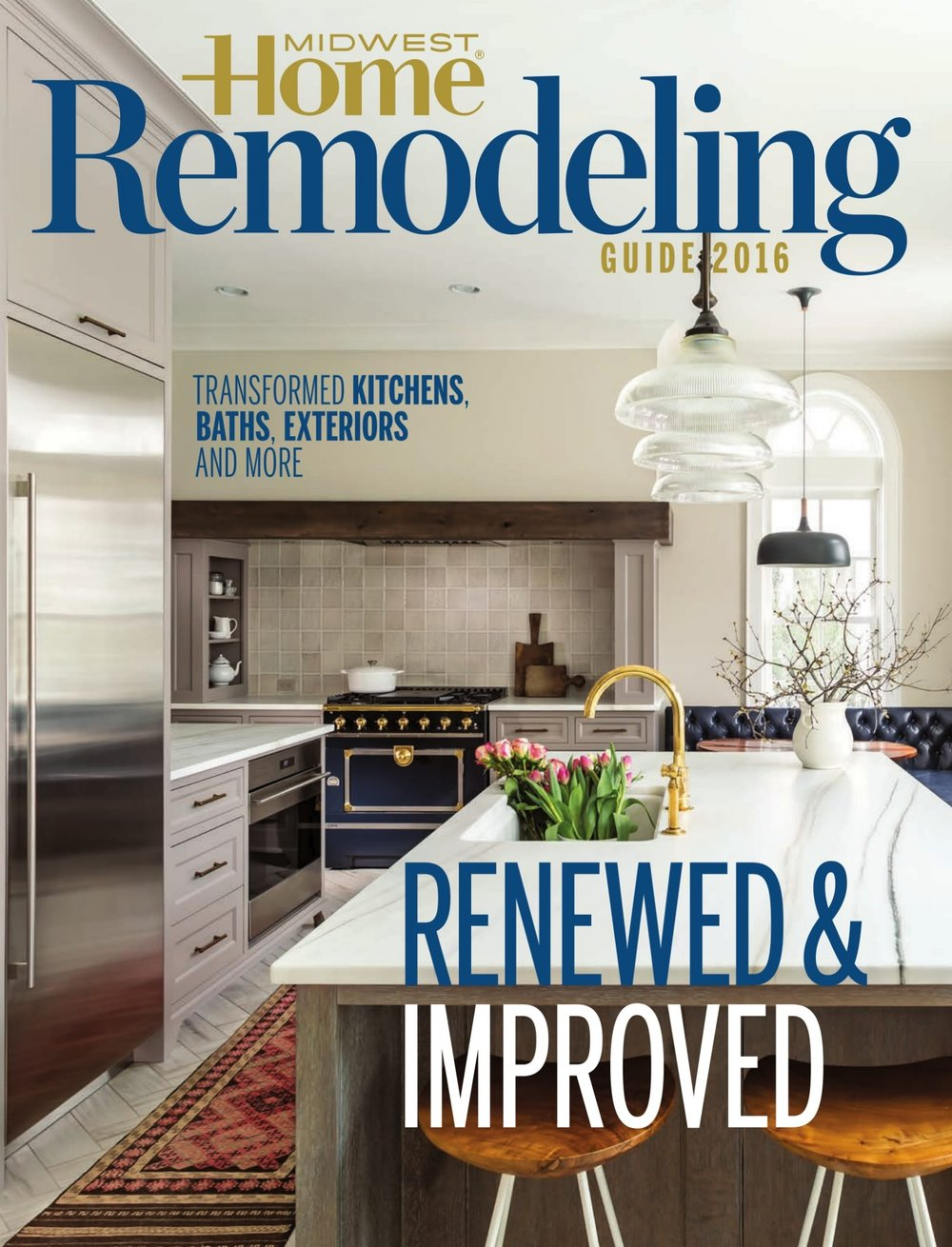 REMODELING GUIDE 2016-ISLES KITCHEN