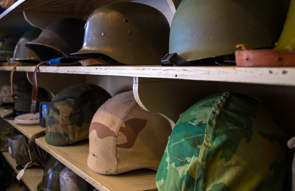 Judiths Military hat.jpg