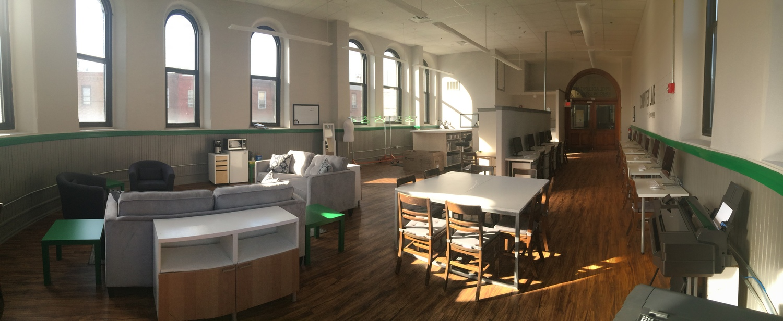 the philadelphia design center coworking space design community hub