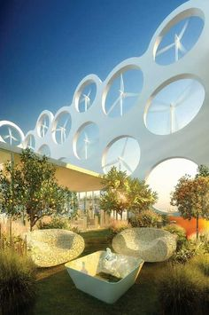 These would be quite stunning on the Universe of Energy building
