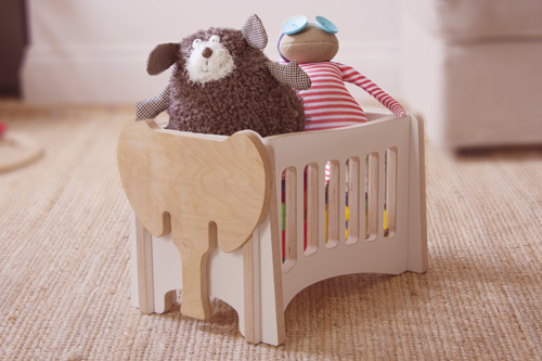 Jumbito - The toy cot