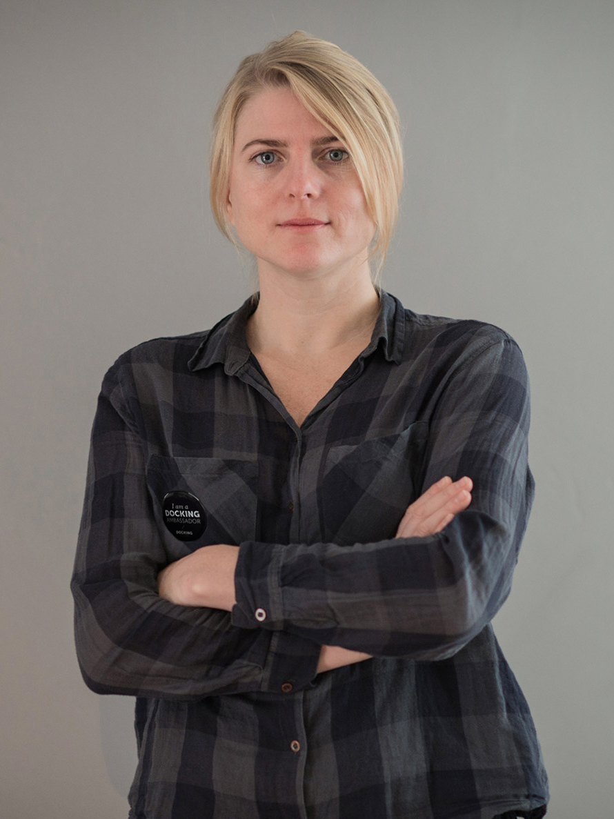CLAUDIA HINTERSEER    ‎Team Leader & Senior Multimedia Producer at China Daily