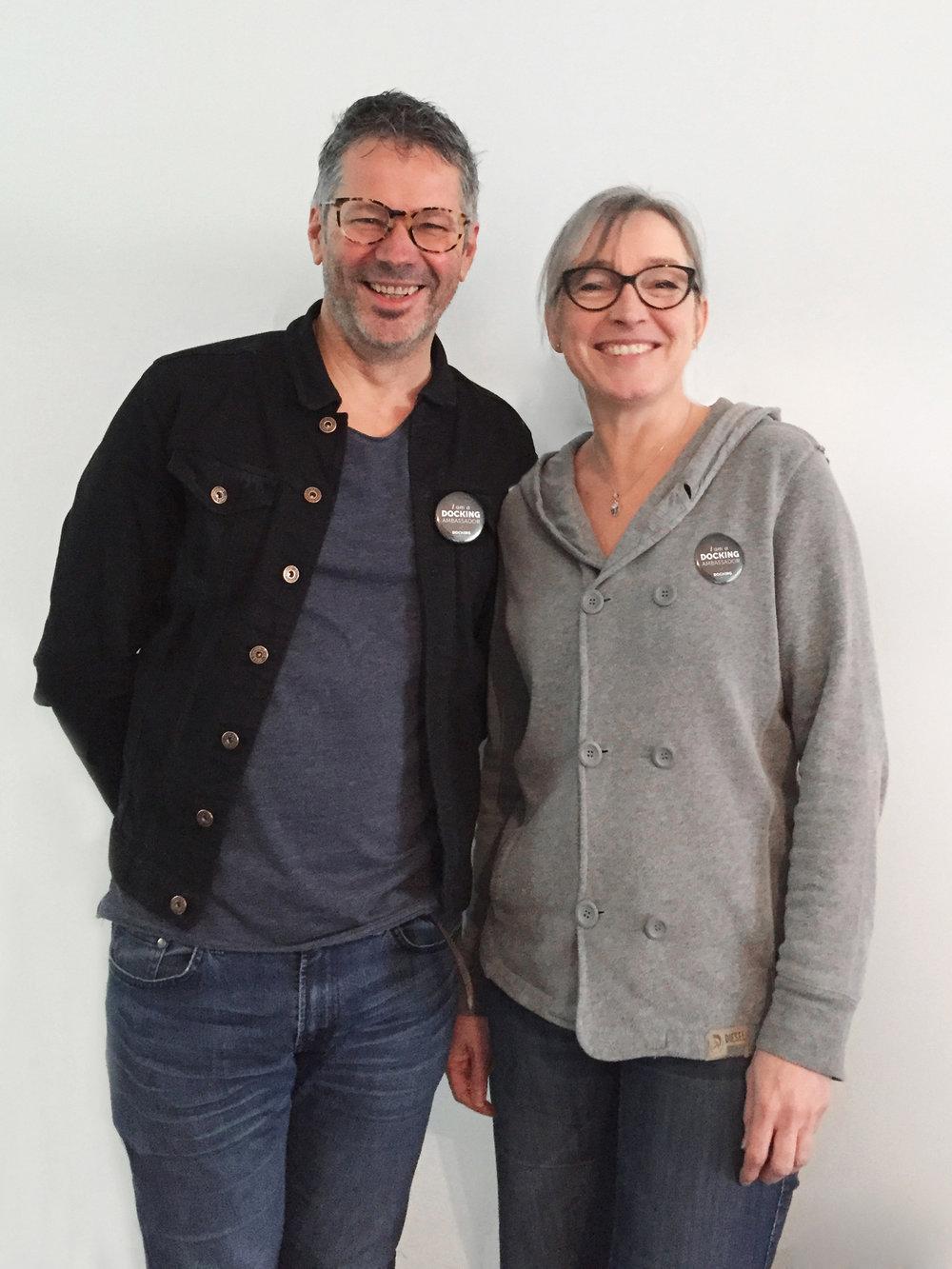 Teun van der Heijden & Sandra van der Doelen