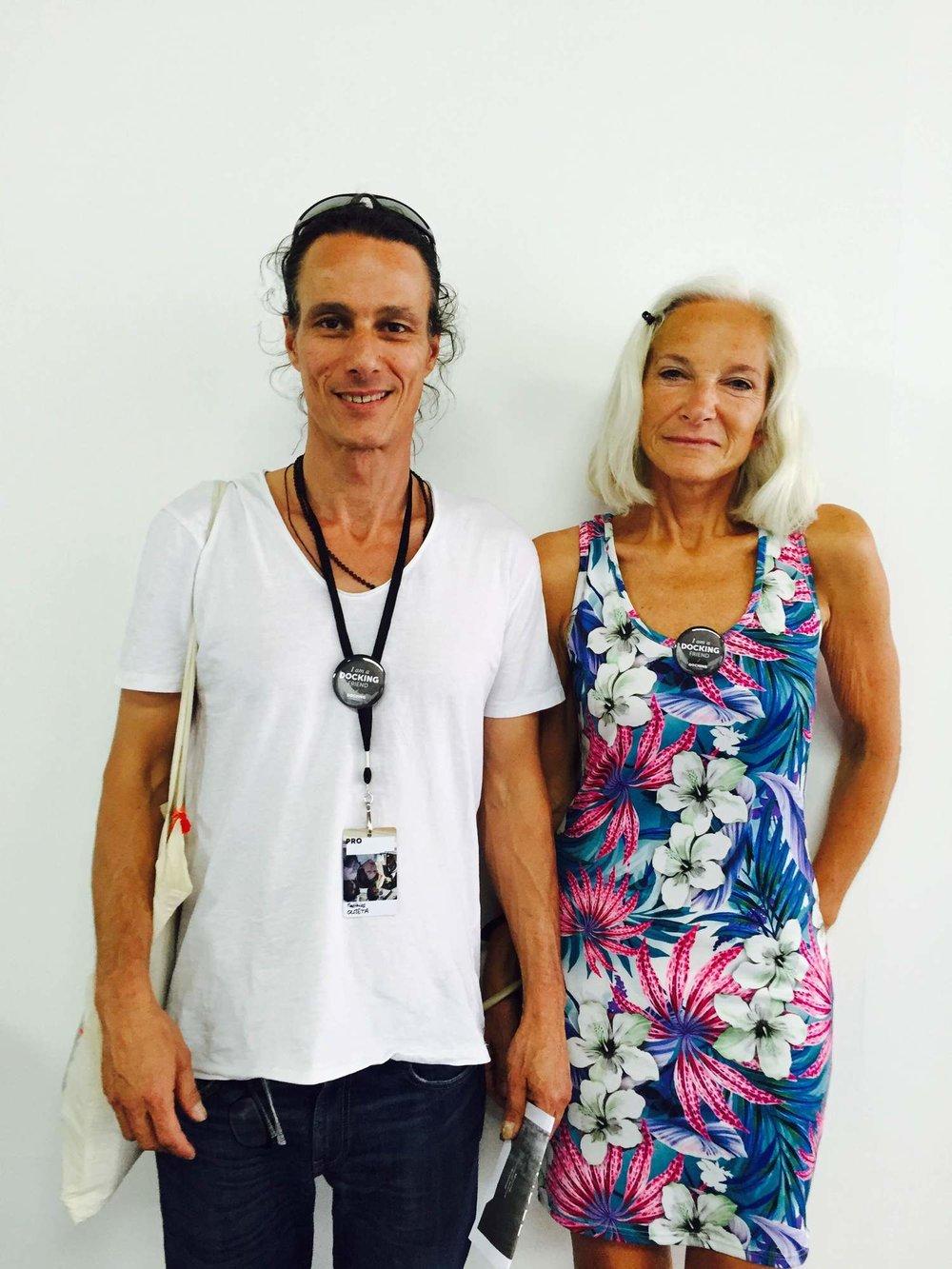 Matthias Olmeta & Helena Staub