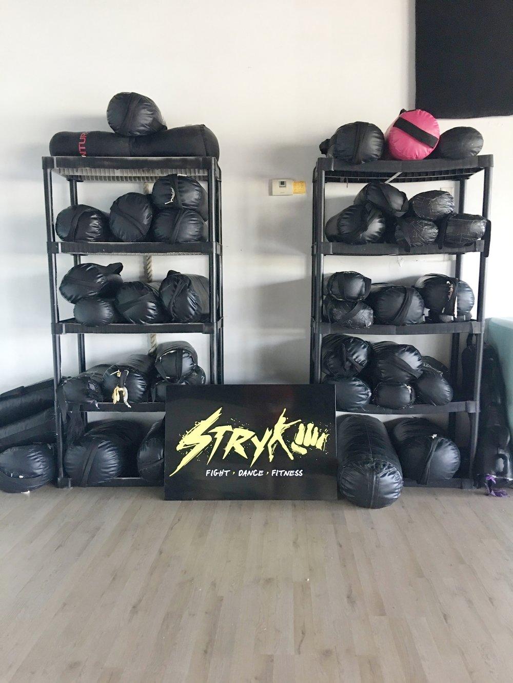 Stryke Fitness Studio Charleston SC Fight Dance Fitness Workout.JPG