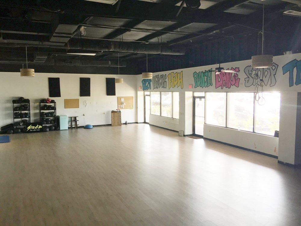 Stryke Fitness Studio Charleston SC Fight Dance Fitness Workout8.JPG