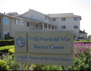 August 28-30, 2019 - Villa Maria del Mar Retreat Center, Santa Cruz, CA