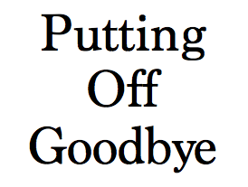 Putting Off Goodbye Logo.png