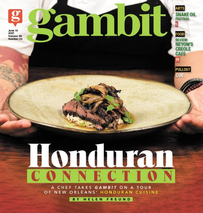 We Got the Cover of Gambit