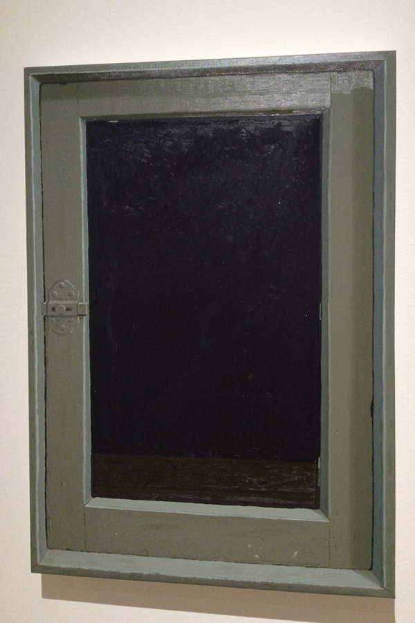 Josephine Halvorson,  Night Window, August 2-3  (2015), Courtesy of the artist and Sikkema Jenkins & Co.