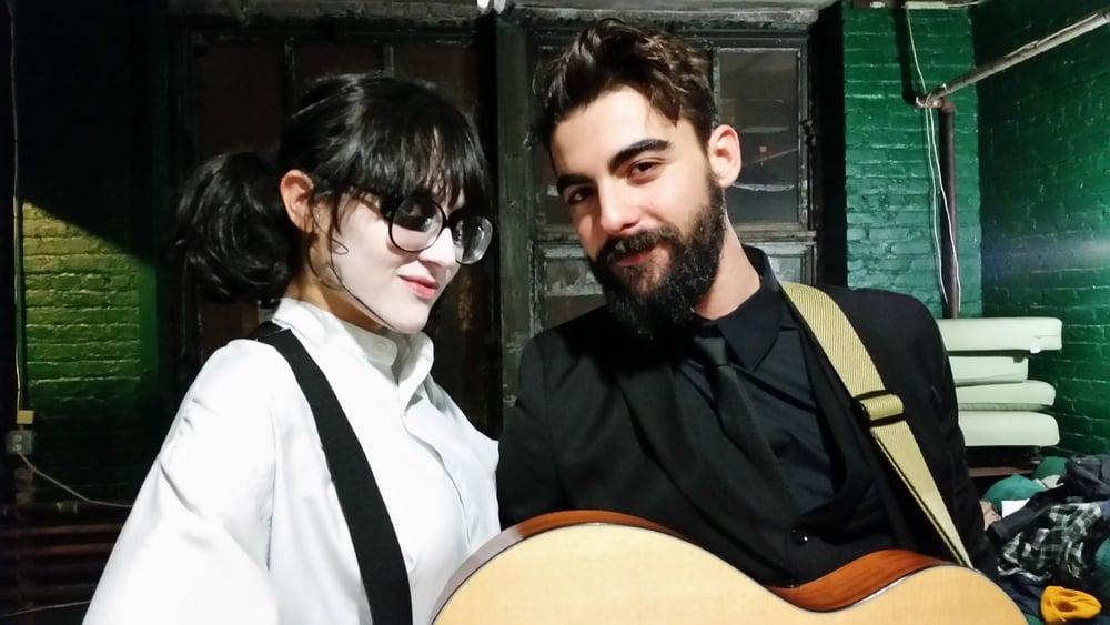 Judgement of Fools with musician Benjamin Manno