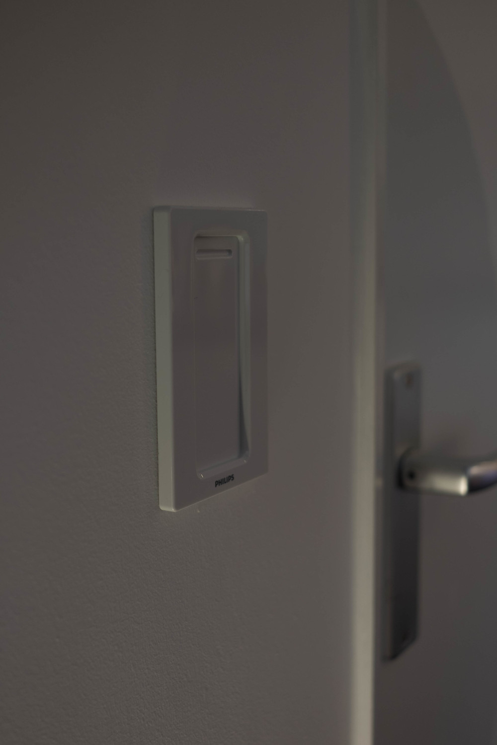 Dimmer switch dock