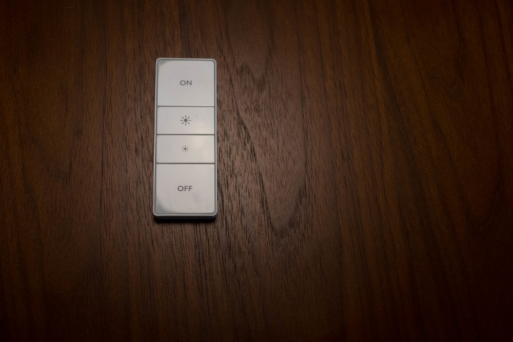 Dimmer switch remote