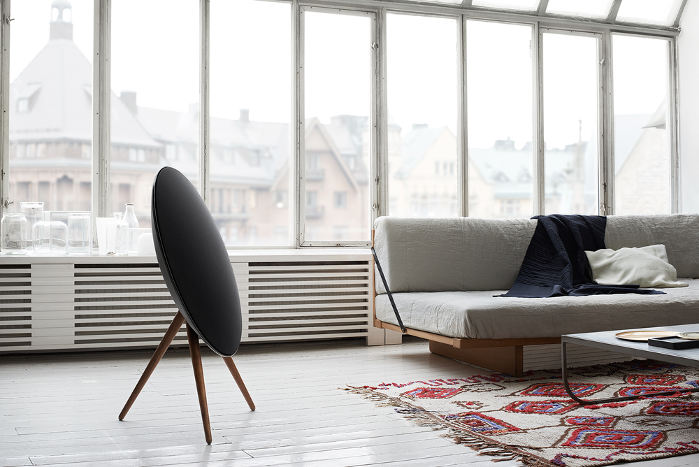 bang & olufsen beoplay a9 - photograph courtesy of B&O