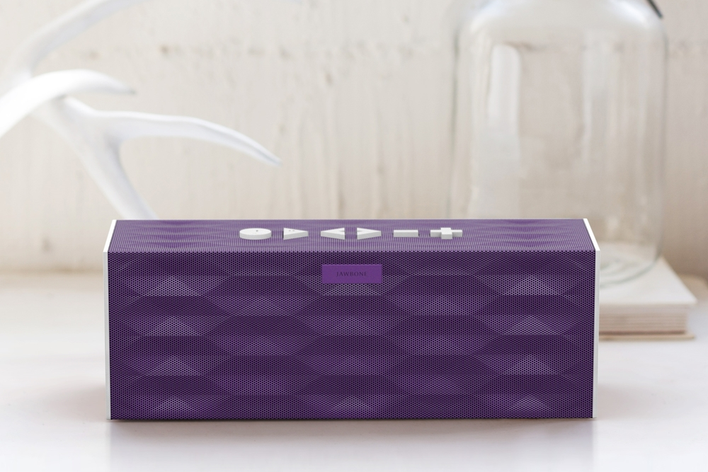Jawbone Big Jambox - photograph courtesy of Jawbone