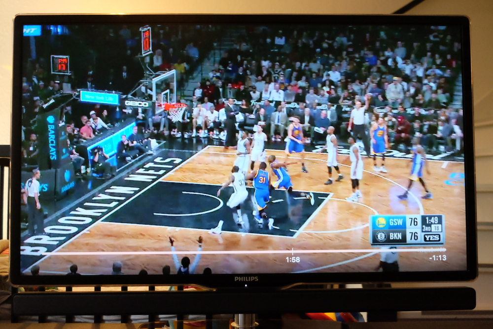 Sports apps  - NBA