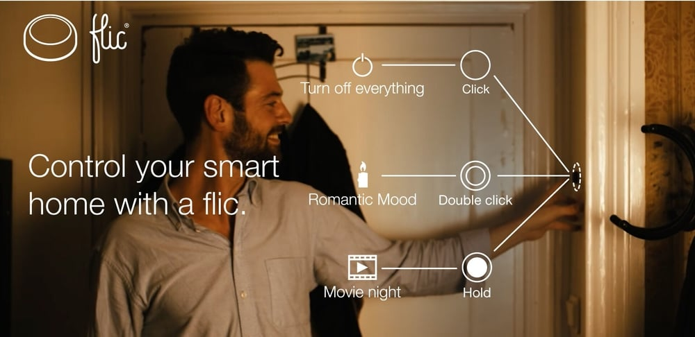 Home automation scenarios - PHOTOGRAPH COURTESY OF SHORTCUT LABS