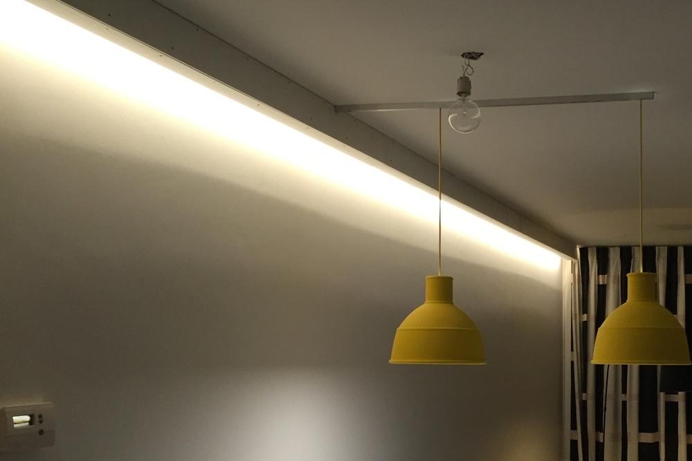 Light effect position 1