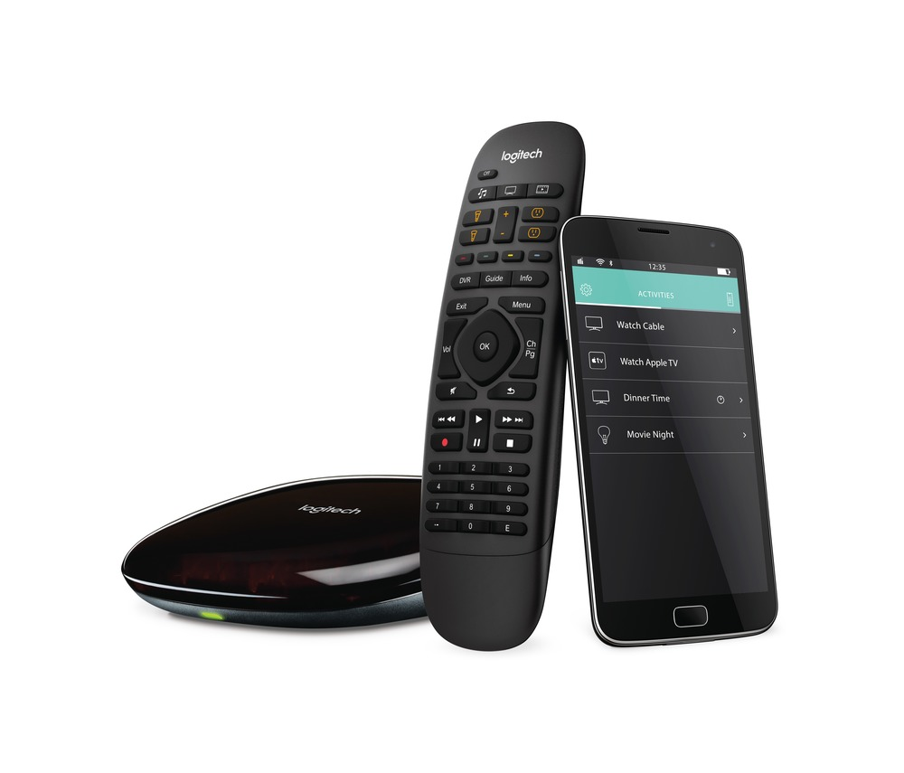 Logitech Companion - Photograph courtesy of Logitech