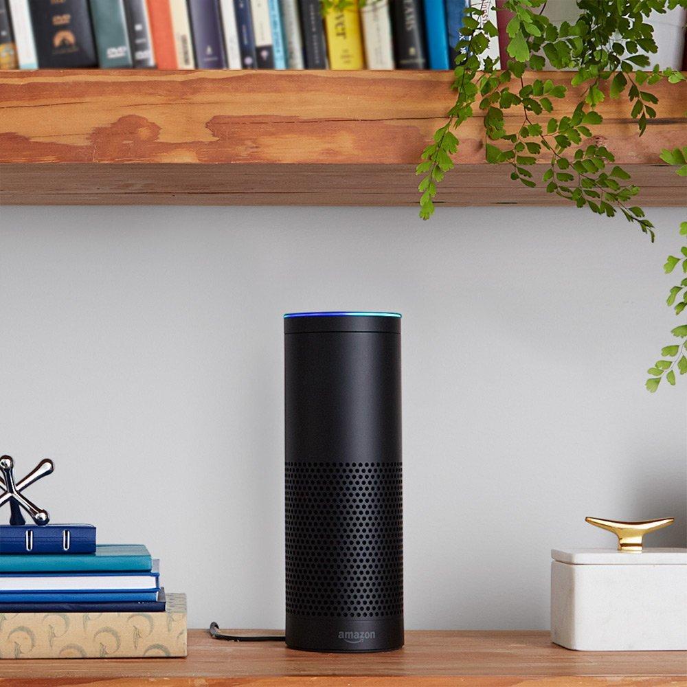 Amazon Echo - Photograph courtesy of Amazon