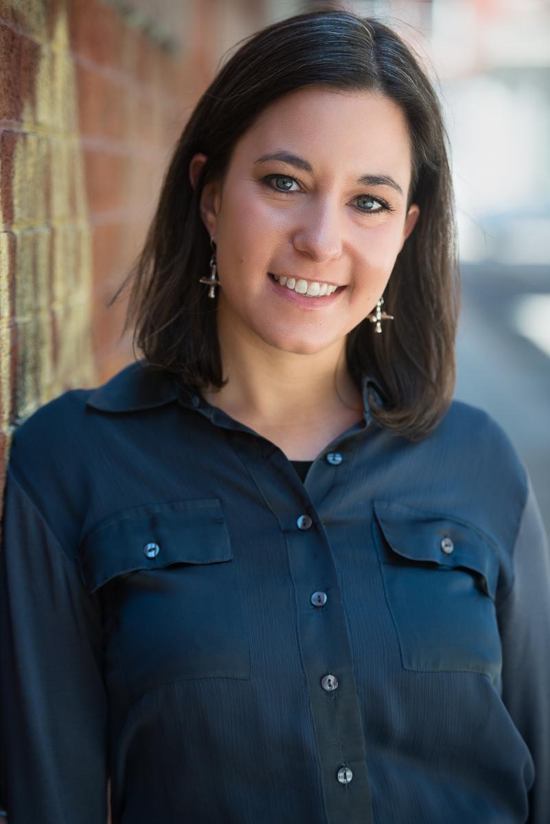 Megan Trimarchi, Senior Designer; Jr. Assoc. IALD, MIES