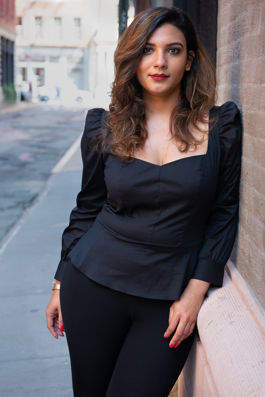 Chandni Azeez, Designer