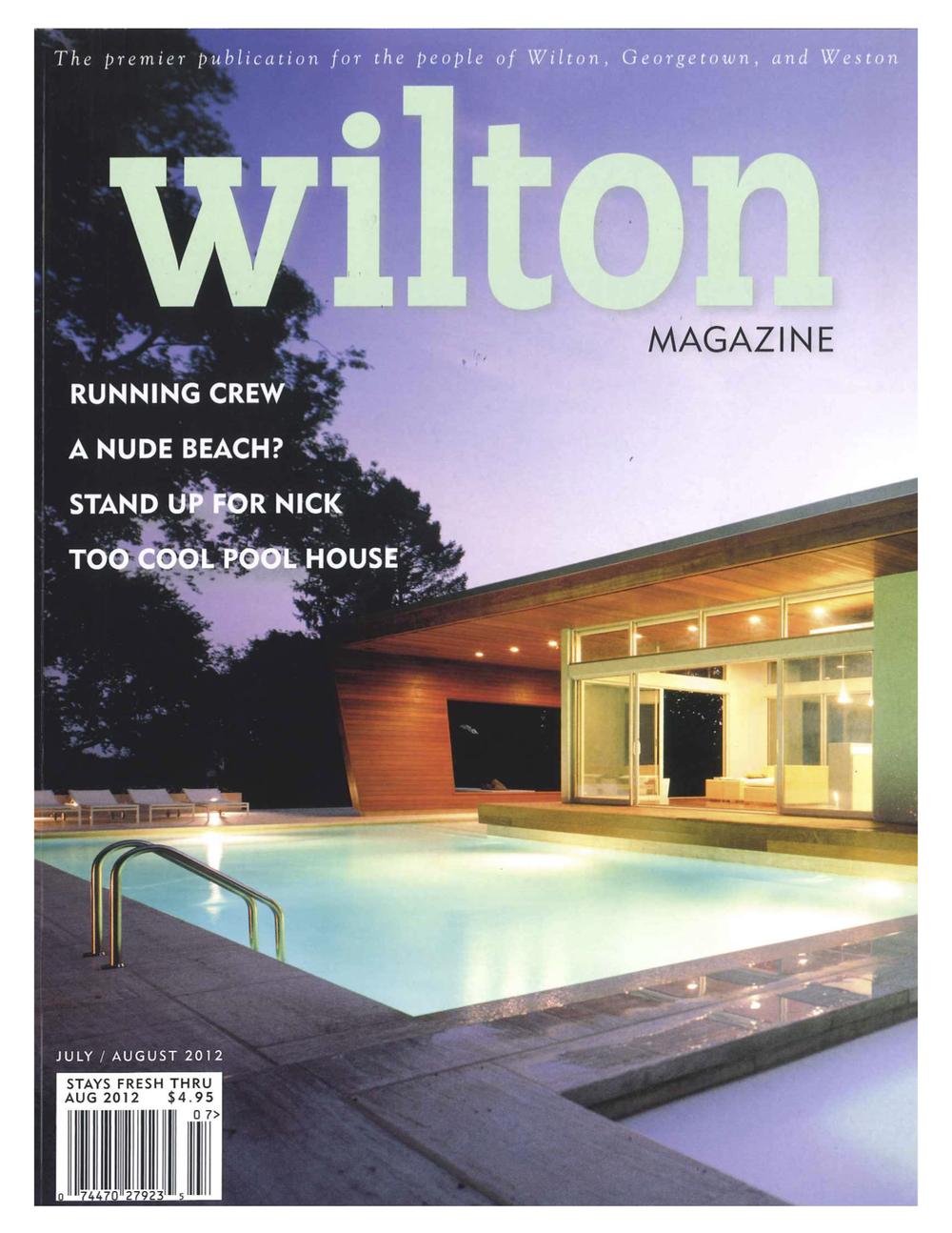 07.12 WILTON MAGAZINE (WILTON RESIDENCE)