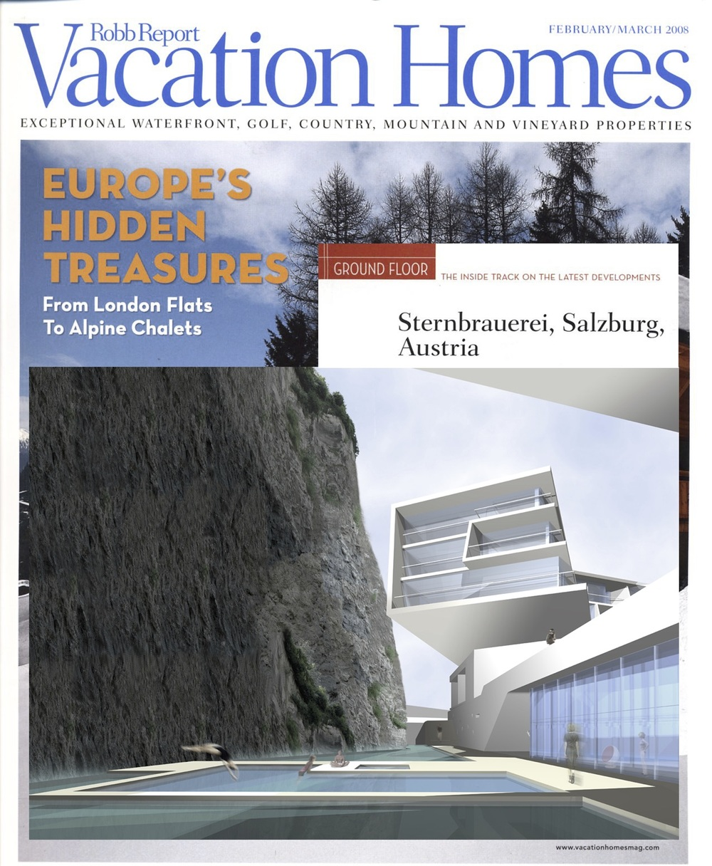 02.08 ROBB REPORT VACATION HOMES (SALZBURG)