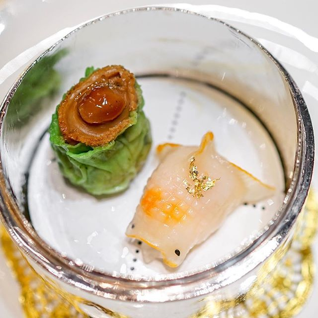 3 Michelin Star #dimsum. Bespoke culinary itineraries available. ⬆️ . . .  #foodie #bucketlist #luxurytravel #wowmacao 📸: @cbyyy