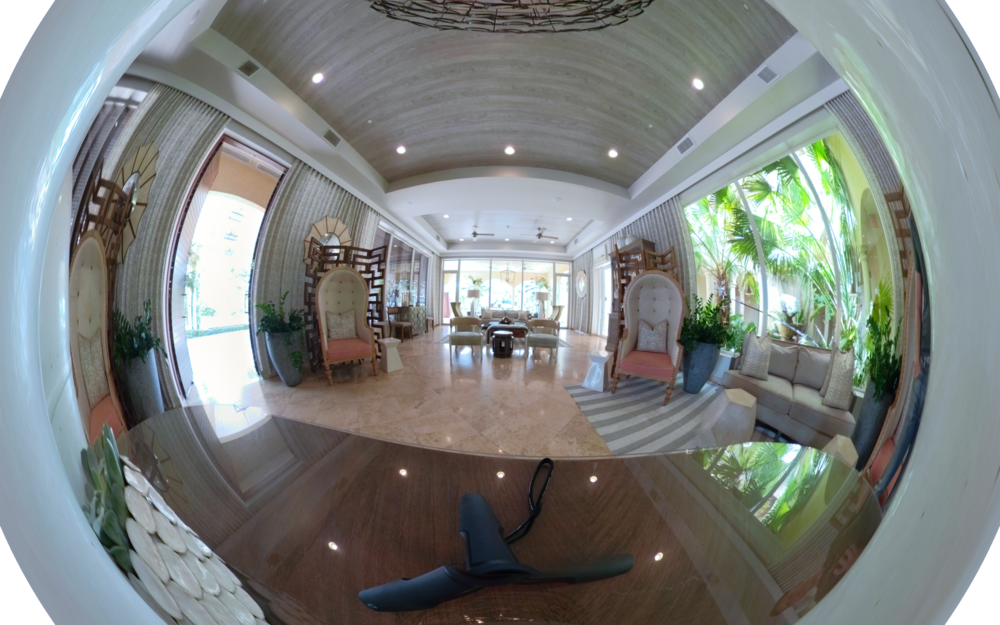 Grace Bay, Turks and Caicos, Reception - Click for VR 360