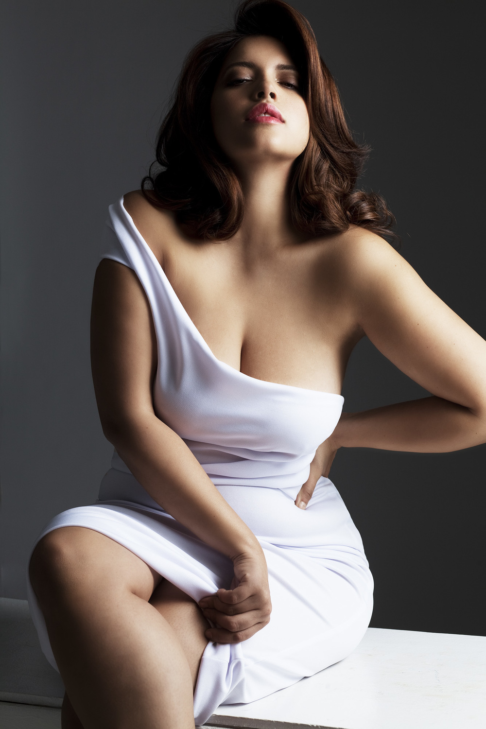 Denise Bidot IN LOVE collection dress