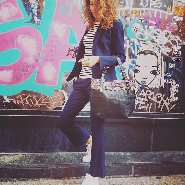 Urban chic w/ Faithfull straight from Toulouse #toulouseornottoulouse #bykatienat #perfectforfall #elliotmann #elliotmannnyc #newyorkmeetstoulouse #onestfan
