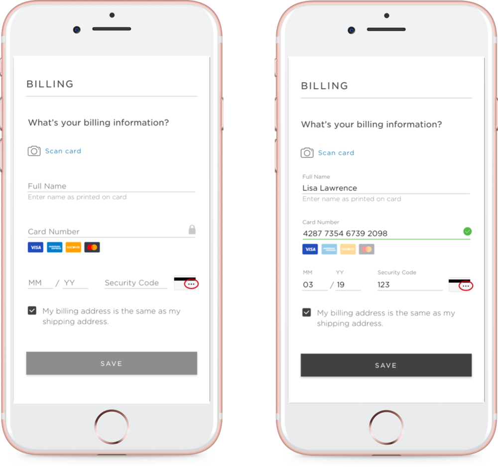 E-Commerce Checkout Redesign