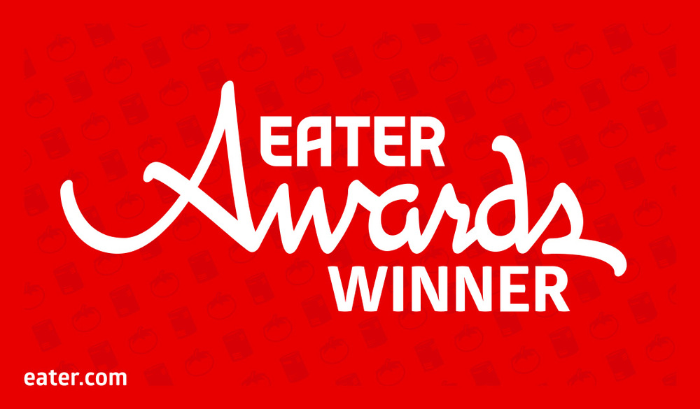 We are proud to have our very own Chef Seng be named Eater.com's 2015 DC Chef of the Year!